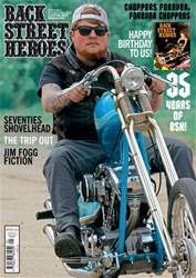 Back Street Heroes Magazine Cover
