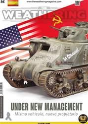 The Weathering Magazine Spanish Version Magazine Cover