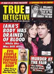 True Detective November 2018 issue True Detective November 2018