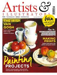 Artists & Illustrators issue November 2018