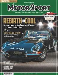 Motor Sport Magazine issue November 2018