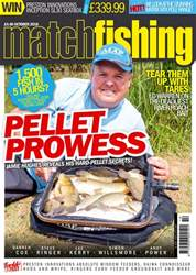 Match Fishing issue October 2018