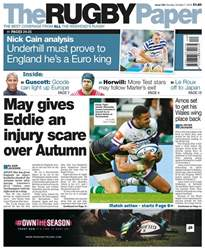 The Rugby Paper issue 7th October 2018