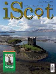 iScot Magazine issue October 2018