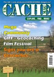 UK Cache Mag issue Issue 38