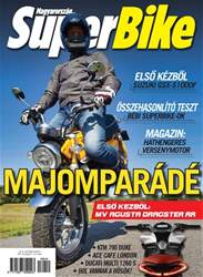 Superbike Hungary issue Oct-18