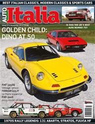 Auto Italia Mag 273 issue Auto Italia Mag 273