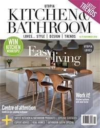 Utopia Kitchen & Bathroom issue November 2018