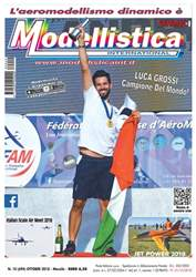 Modellistica International issue Ottobre 2018