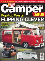 VW Camper issue November 2018