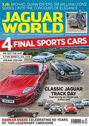 Jaguar World issue November 2018