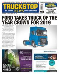 Truckstop News issue 16th October 2018
