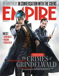 Empire issue November 2018