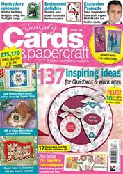 Simply Cards & Papercraft issue Issue 183