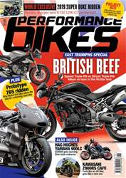Performance Bikes issue November 2018