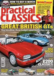 Practical Classics issue November 2018
