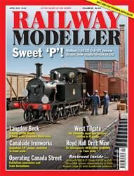 Railway Modeller April 2018 issue Railway Modeller April 2018