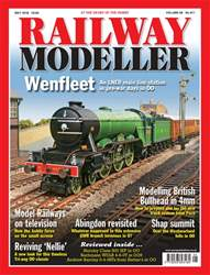 Railway Modeller May 2018 issue Railway Modeller May 2018