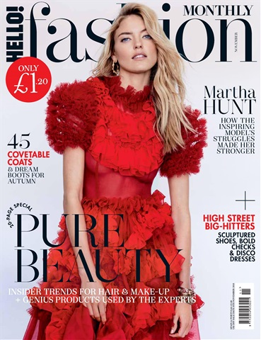 Hello! Fashion Monthly issue November 2018