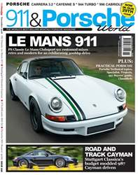 911 & Porsche World issue 911 & Porsche World 296 November 2018