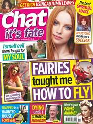 Chat Its Fate issue November 2018