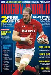 Rugby World issue November 2018