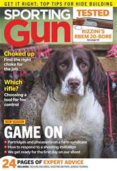 Sporting Gun issue November 2018