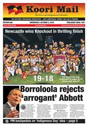 Koori Mail issue 686