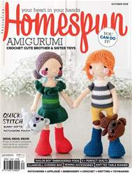 Homespun issue Issue#19.10 2018
