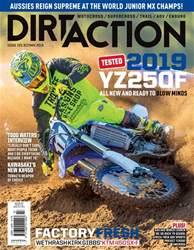 Dirt Action issue Issue#225 Oct 2018