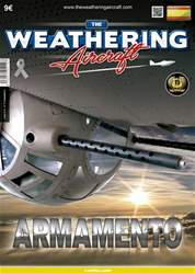 THE WEATHERIG AIRCRAFT NÚMERO  10 - ARMAMENTO issue THE WEATHERIG AIRCRAFT NÚMERO  10 - ARMAMENTO