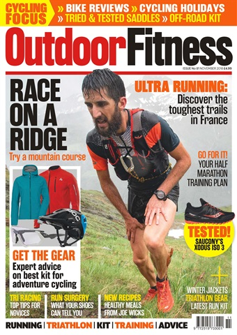 Outdoor Fitness issue November 2018