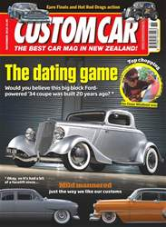 Custom Car issue November 2018