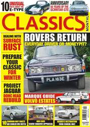 Classics Monthly issue November 2018