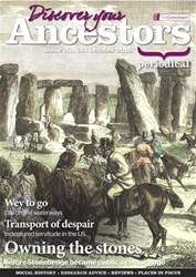 Discover Your Ancestors issue October 2018
