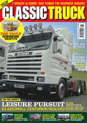 Classic Truck issue November 2018