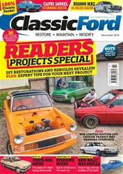 Classic Ford issue November 2018