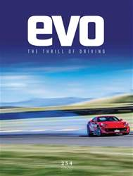 Evo issue December 2018