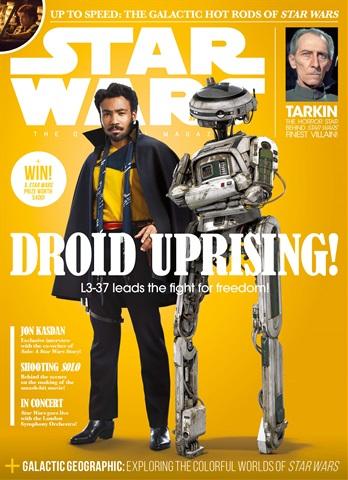 Star Wars Insider issue #184
