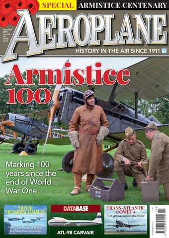 Aeroplane issue   November 2018