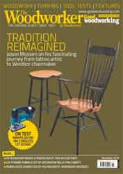 The Woodworker Magazine issue Nov-18