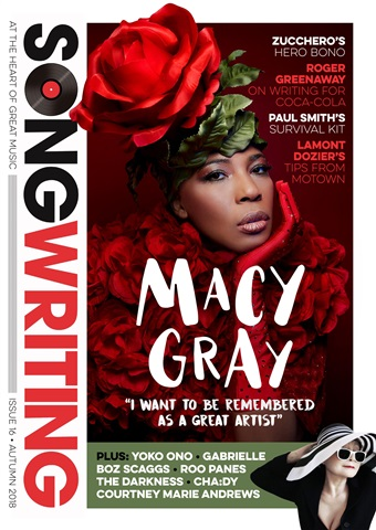 Songwriting Magazine issue Autumn 2018