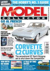 Model Collector issue Nov-18