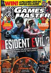 GamesMaster issue November 2018