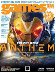 games (TM) issue Issue 205