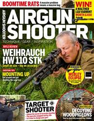 Airgun Shooter issue November 2018