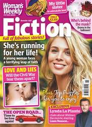Womans Weekly Fiction Special issue November 2018