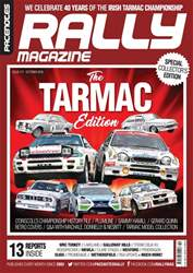 Pacenotes Rally magazine issue Issue 171 - Oct 2018