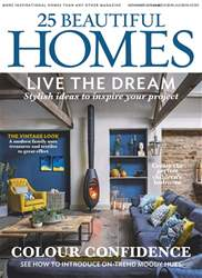25 Beautiful Homes issue November 2018