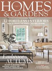 Homes & Gardens issue November 2018